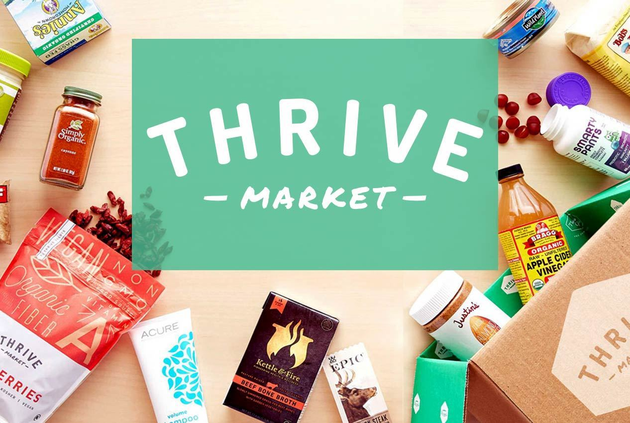 Thrive Market is First Retailer to Support Glyphosate Residue Free Certification