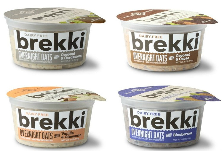 Brekki Wants Oats to Be Easy, Delicious and Glyphosate-Free
